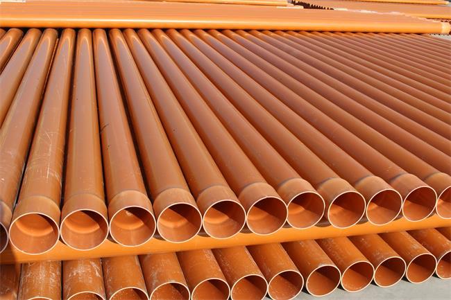 PVC高压电缆保护管